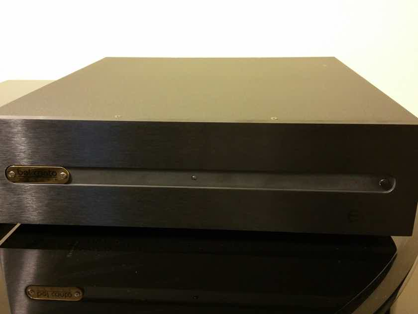 Bel Canto EVO 200.4 four-channel amplifier, very good condition!