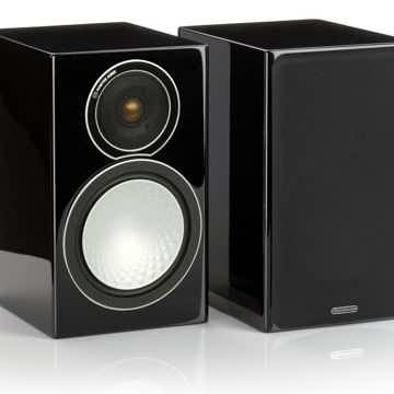Monitor Audio Silver 1 GLOSS BLACK - NEW