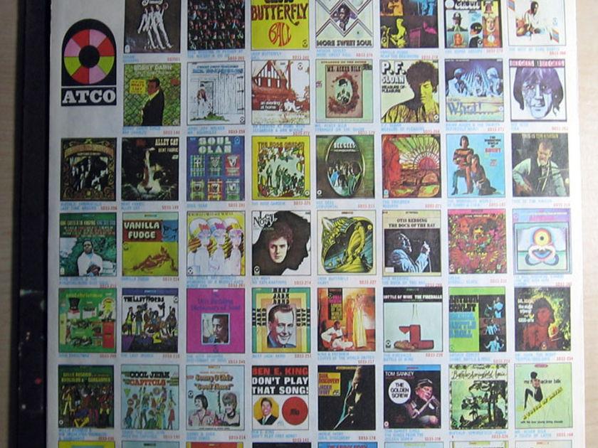 Cream - Live Cream - 1970 ATCO Records SD 33-328