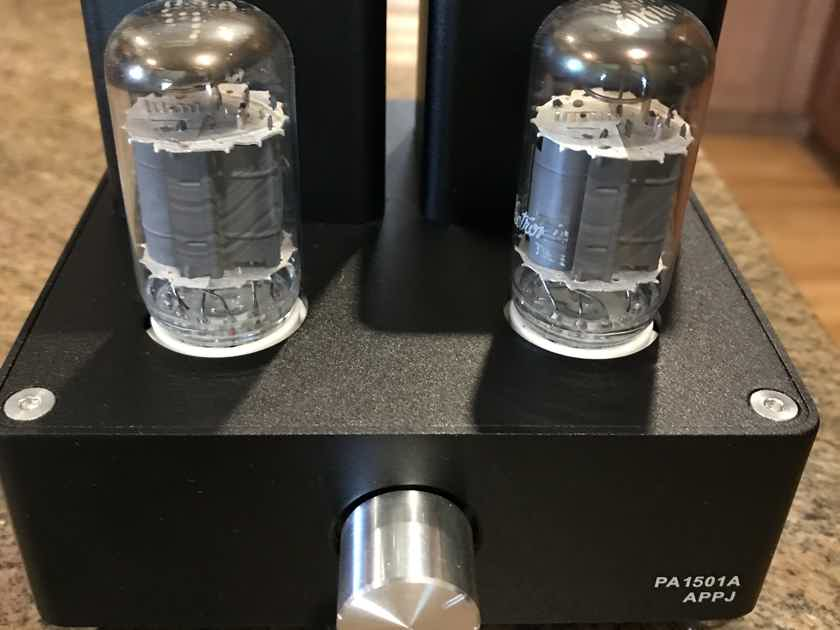 APPJ Gemtune Miniwatt PA1501A Tube Integrated Amp - Upgraded 6AD10 GE NOS Tubes