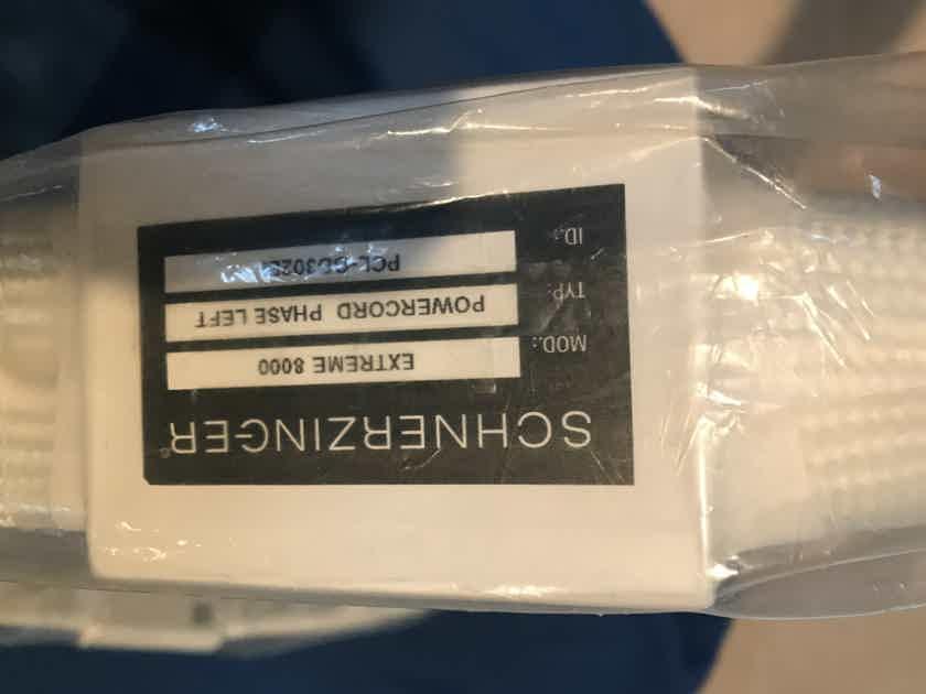 Schnerzinger Extreme 8000 20A Power Cord