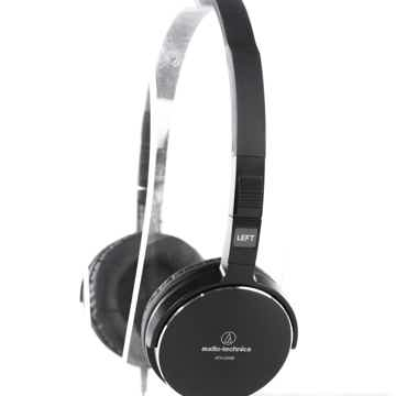 ATH-ES55 Closed Back On-Ear Headphones