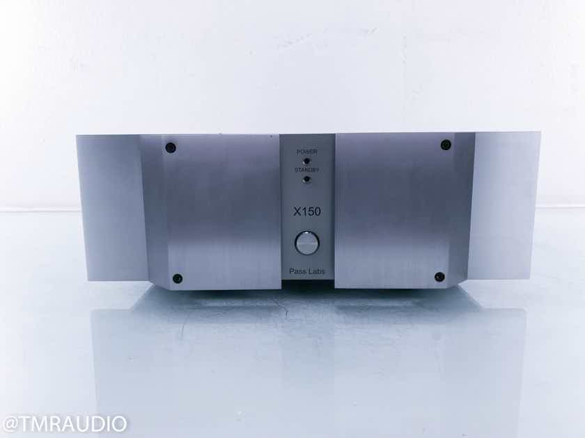 Pass Labs X150 Stereo Power Amplifier X-150 (14282)
