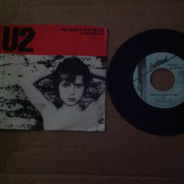 U2 Two Hearts Beat As One