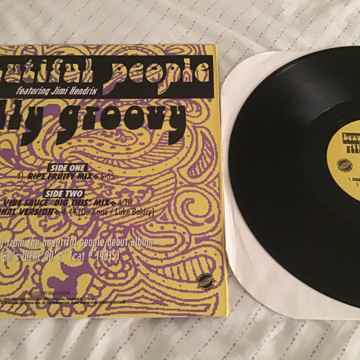 Beautiful People (Featuring Jimi Hendrix) Rilly Groovy