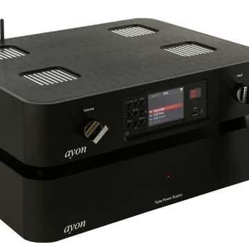 Ayon Audio S-5 Jr Product of The Year!