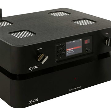Ayon Audio S-5 XS - Product of The Year!