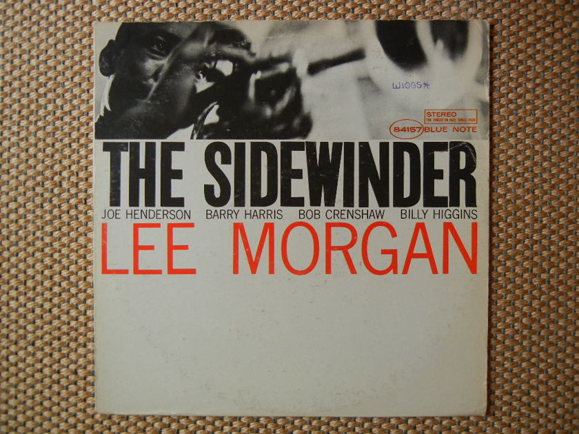 LEE MORGAN/ - THE SIDEWINDER/ Blue Note Stereo 84157