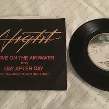 Night With Nicky Hopkins Promo Mono/Stereo 45 With Pict...