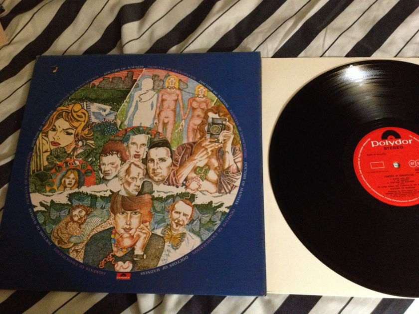 Doctors Of Madness - Sons Of Survival  Polydor UK LP NM
