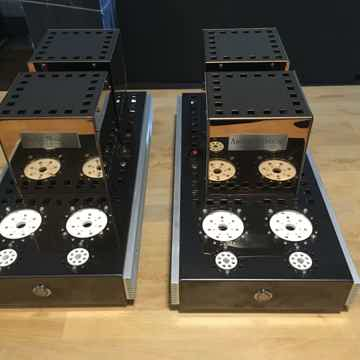 Audio Mirror  45W SET monoblocks