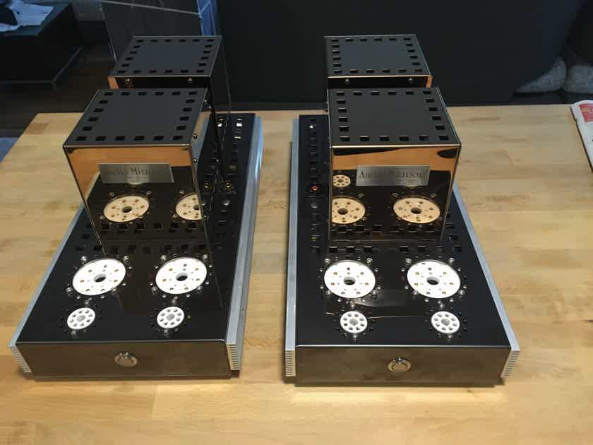 Audio Mirror  45W SET monoblocks