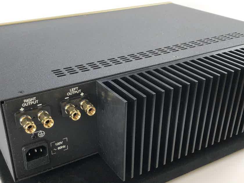 Conrad-Johnson MF2275 Solid State Amplifier - Like New In Box