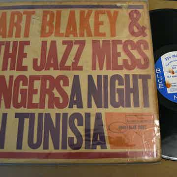 A Night In Tunisia Blue Note 45 rpm