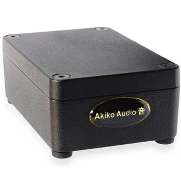 Akiko Audio - Phono Booster -- Lift the Noise Veil from...