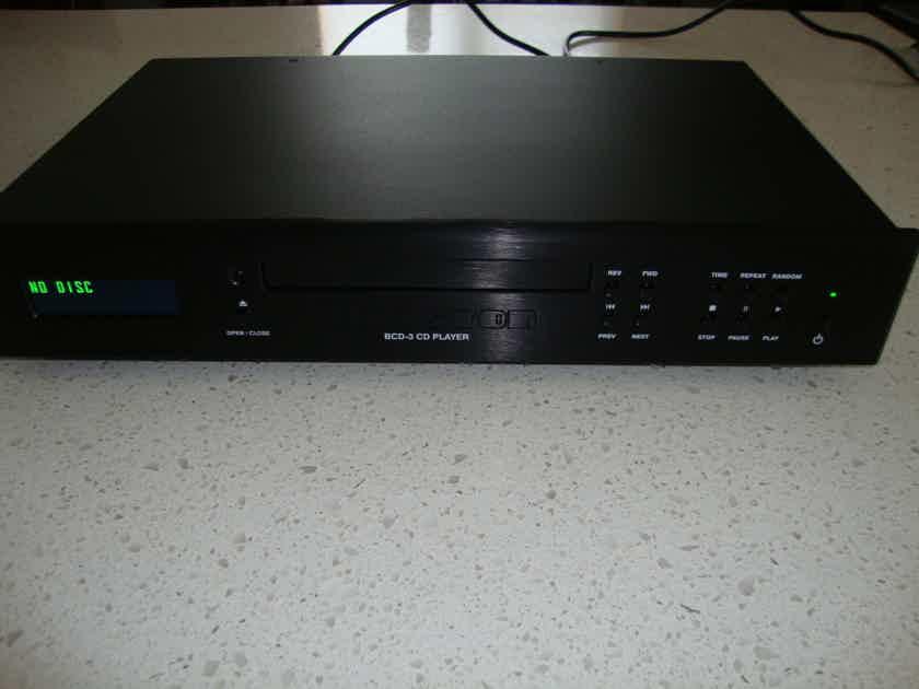 BRYSTON   BCD -3   BLACK  CD PLAYER