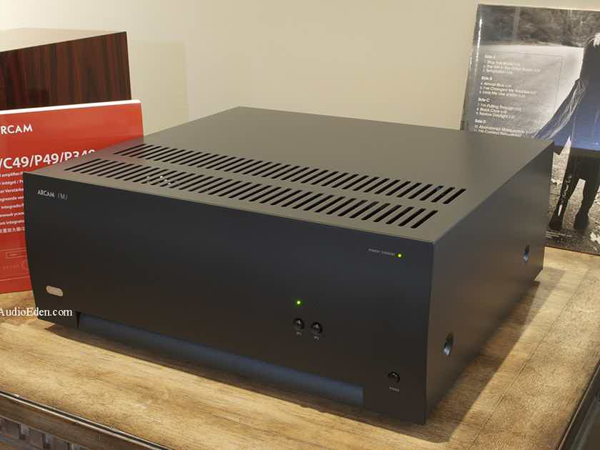 Arcam FMJ P349 180 Watt 3 Channel Power Amp