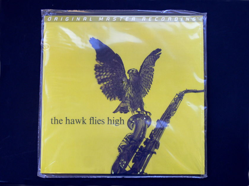 MFSL LP  Coleman Hawkins - The Hawk Flies High ** Sealed **  Only 2000 Made