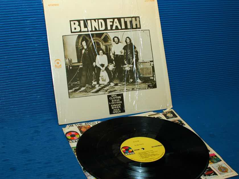 "BLIND FAITH   - ""Same Title"" - ATCO 1969 1st Pressing side 1 Hot Stamper"