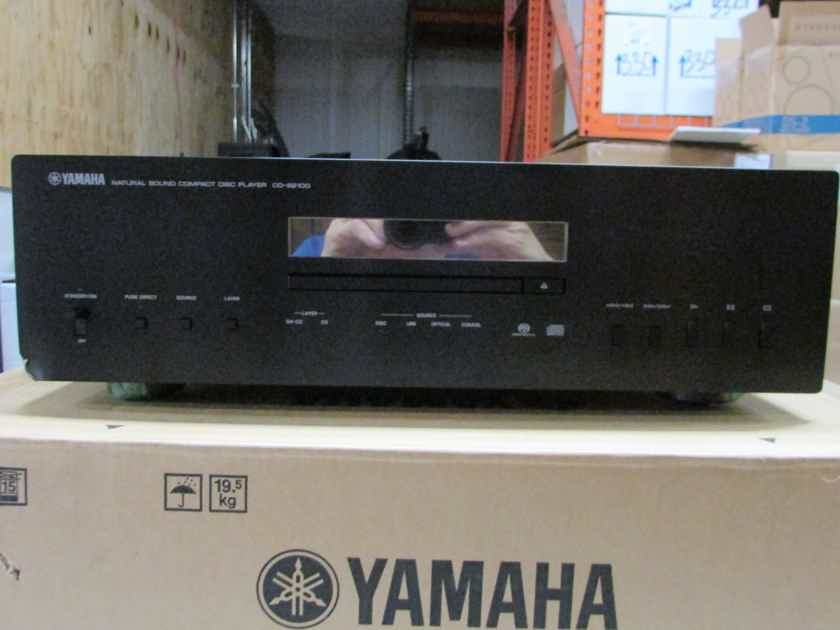 Yamaha CD-S2100 Black