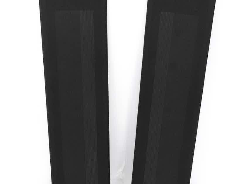 Magnepan MMC2 On-Wall Motorized Dipolar Speaker; Black & Gray Pair; MMC-2 (21208)