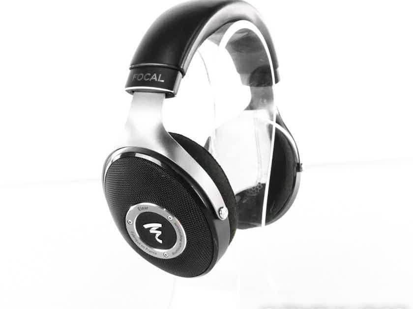 Focal Elear Open Back Headphones; (No Headphone Cable) (21735)