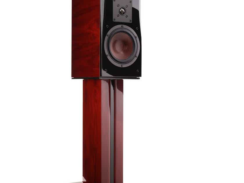 Dali Helicon 300 MK2 Speaker Stands; Cherry Pair (New) (13223)