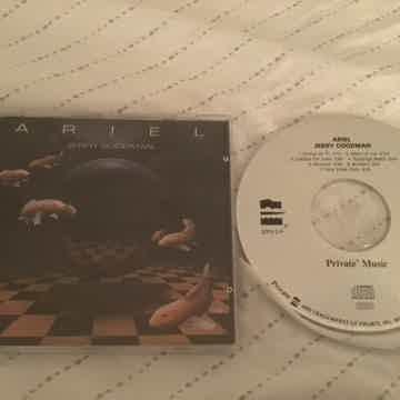 Jerry Goodman Japan Compact Disc  Ariel