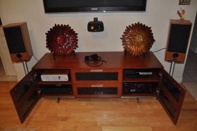 simple set up,used gears