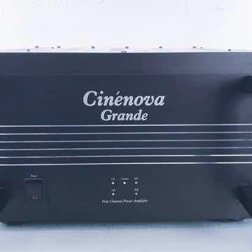 Cinenova Grande 5 Channel Power Amplifier