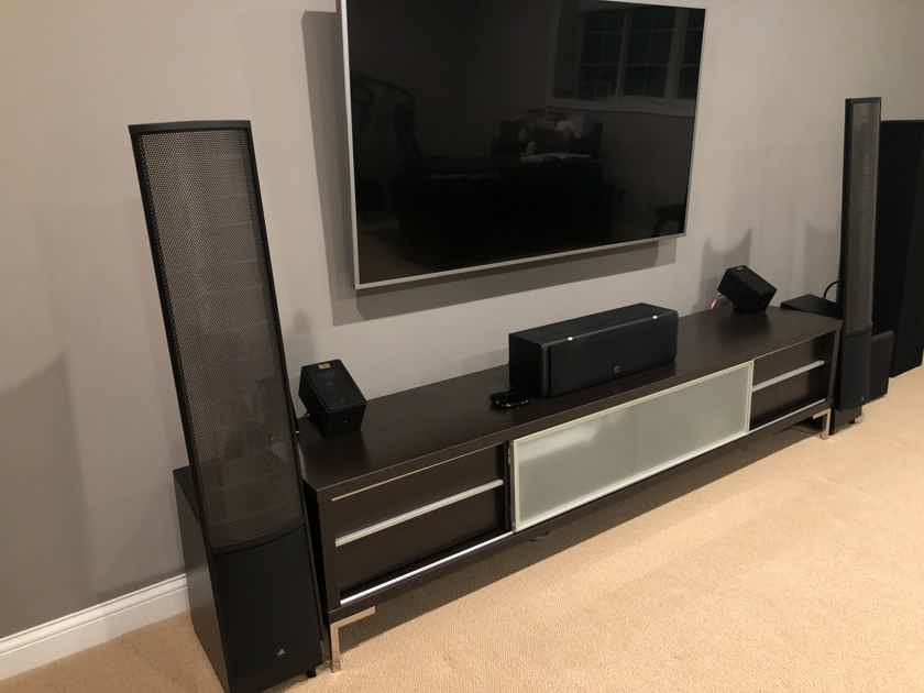 Martin Logan ElectroMotion ESL Black finish
