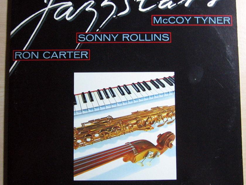 Ron Carter / Sonny Rollins / McCoy Tyner - Milestone Jazzstars In Concert - 1979 Milestone Records M 55006