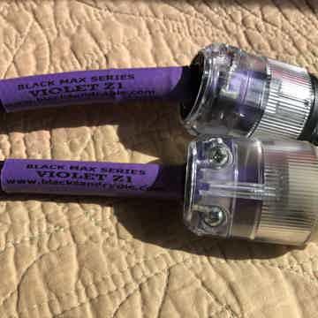 Black Max Series Violet Z1's