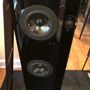 Close up Right speaker