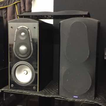 v2.2 Monitors & v2.0R Surround Speakers