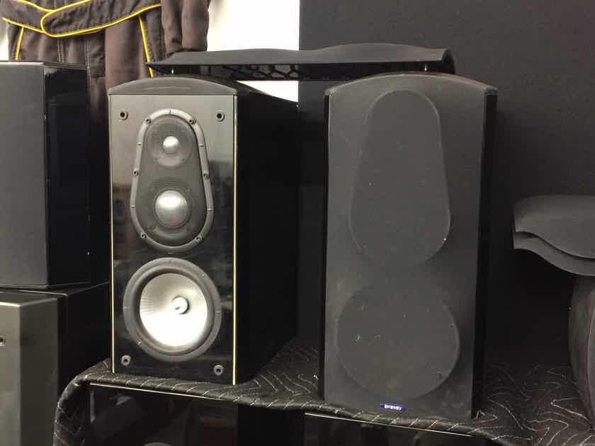 Energy Veritas Gloss Black v2.2 Monitors & v2.0R Surround Speakers .......................near San Francisco