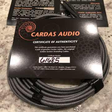 Clear Balanced Cable XLR 9ft Sennheiser HD800 HD800S HD820