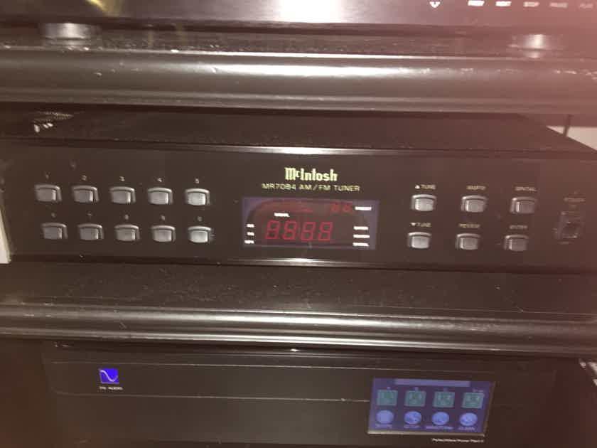Mcintosh Mr 7084 Tuner Price Reduced Tuners Audiogon