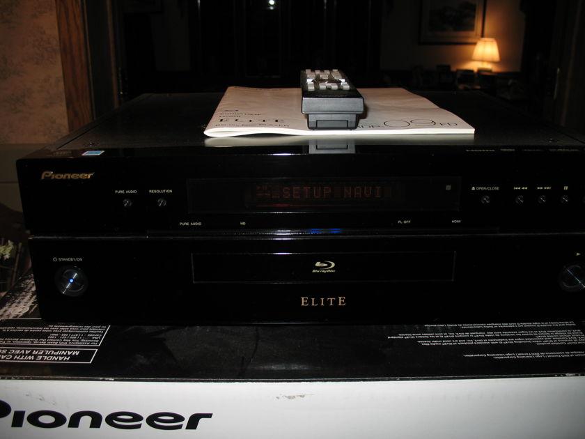 Pioneer  BD09 Elite Blueray Player