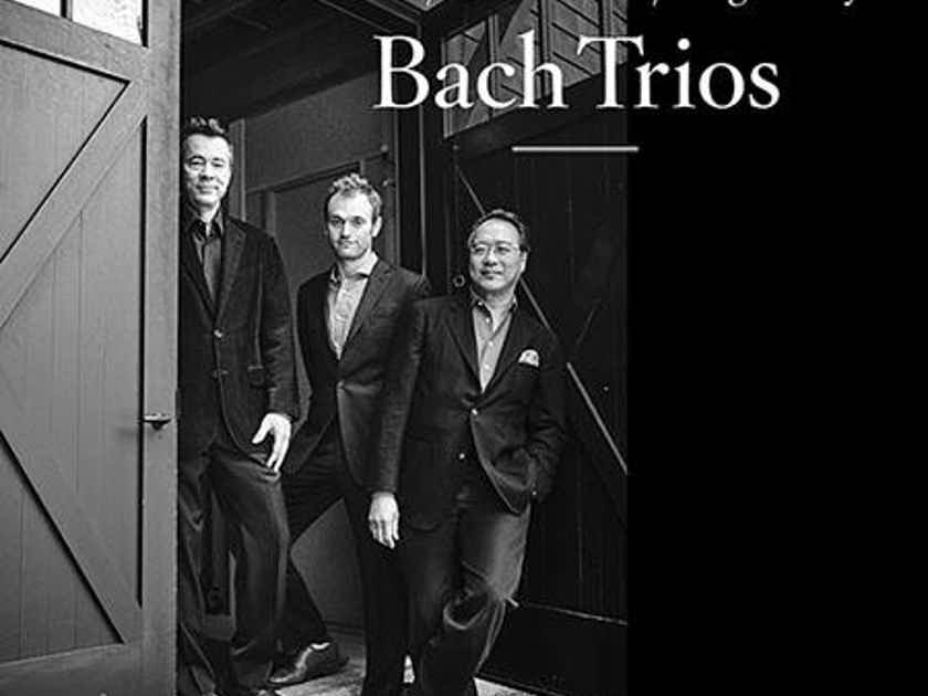 Yo-Yo Ma, Chris Thile & Edgar Meyer Back Trios
