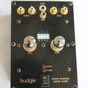 Parks Audio Budgie MM phono pre
