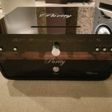 Reference preamplifier