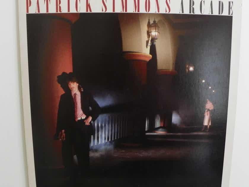PATRICK SIMMONS - ARCADE  NM VERY RARE