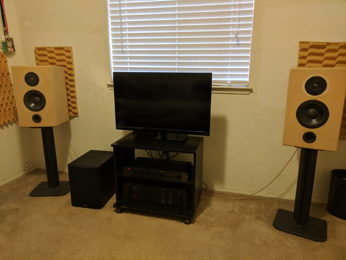 My updated system