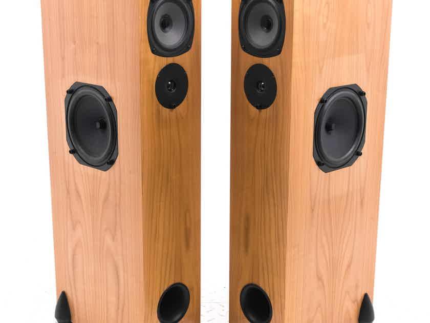 Rega RS5 Floorstanding Speakers; Cherry Pair; RS-5 (21135)