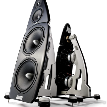 Kyron Audio Kronos + Mercury Subwoofers
