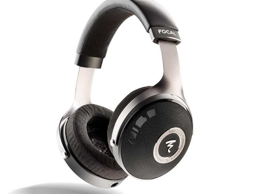 Focal Elear Open Back Headphones (New) (18396)