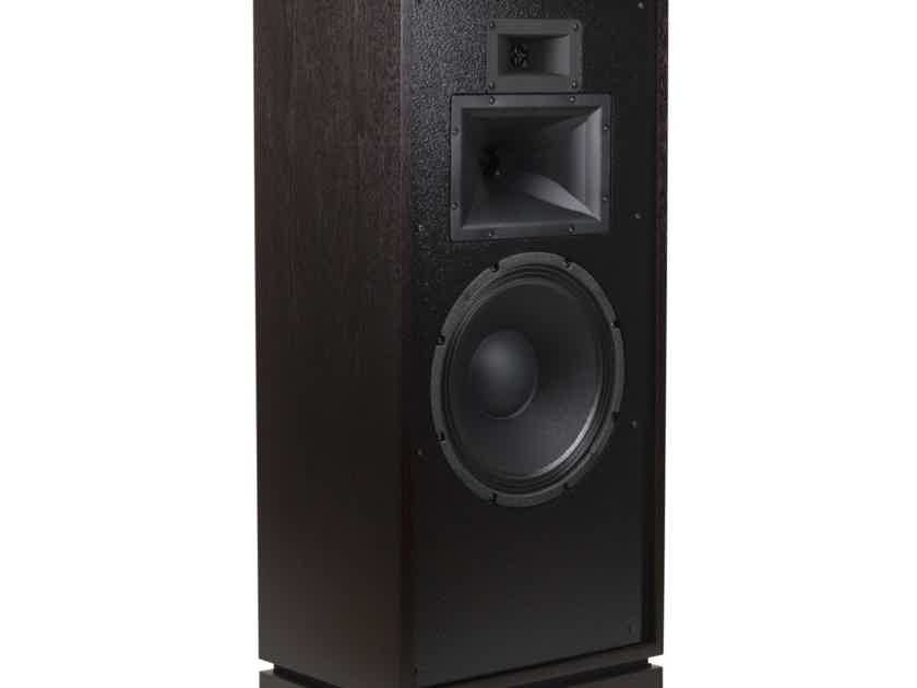 Klipsch Forte III Special Edition -Ebony (Pair) **New in Box**