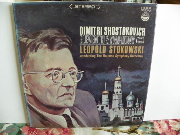 LEOPOLD STOKOWSKI/HOUSTON SYM.ORCH.