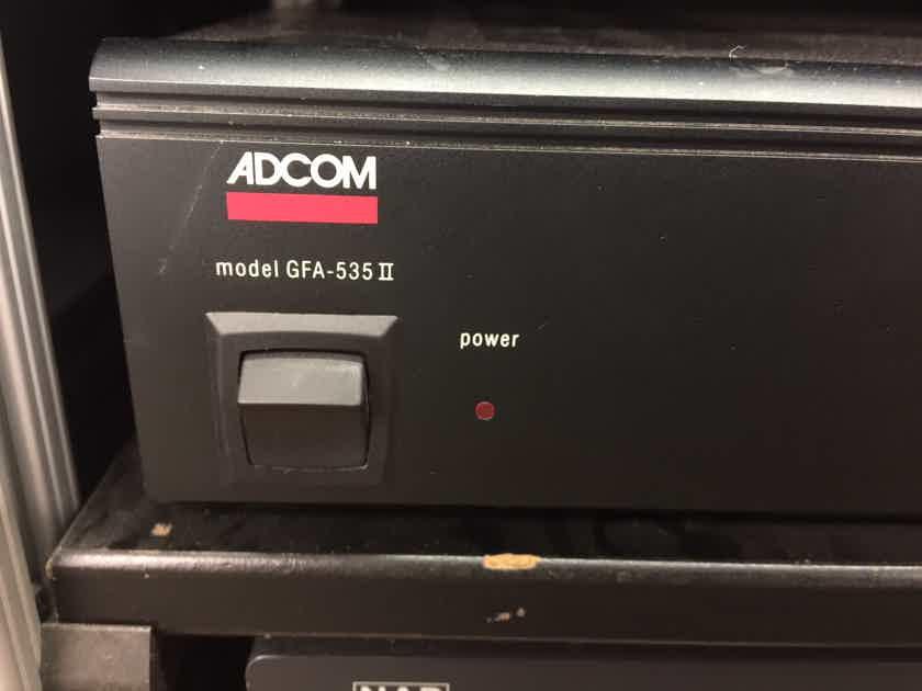 Adcom GFA-535ii Stereo Power Amplifier .......................................near San Francisco